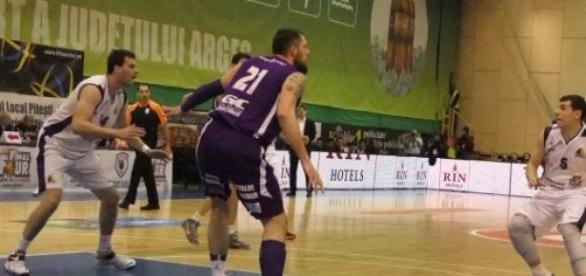Zlatko Jovanvoic surprins cu BCM Pitești