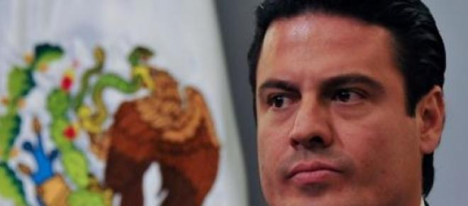 Arist´toteles Sandoval, gobernador de Jalisco