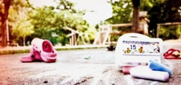 Creta pe asfalt, copiii nu mai deseneaza!