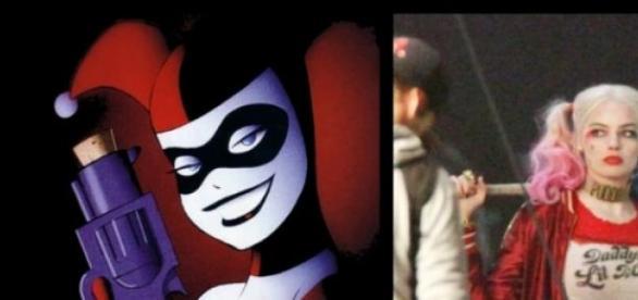 El vestuario de Harley fue modificado varias veces