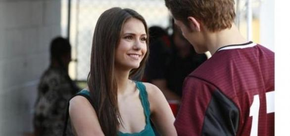 Elena Gilbert in der 1. Staffel.