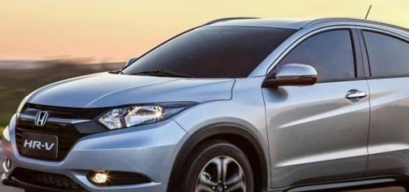 Honda HR-V, novo líder entre os SUVs