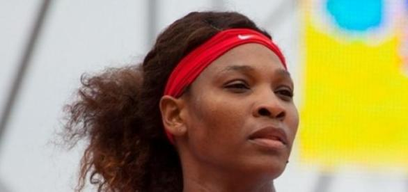 La tenista Serena Williams