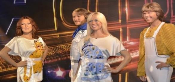 Os ABBA não atuam juntos desde 1986.