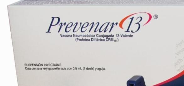 Prevenar previne a Meningite