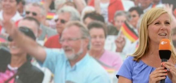 ZDF Fernsehgarten Folge 2 2015 am Muttertag