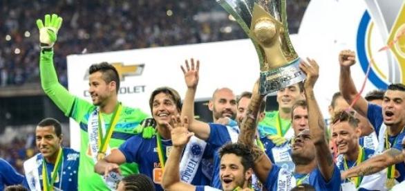 Cruzeiro venceu o Brasileirão em 2013 e 2014