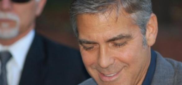 George Clooney ist stolz auf Amal