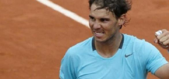 Nadal is looking ominous on the clay in Madrid