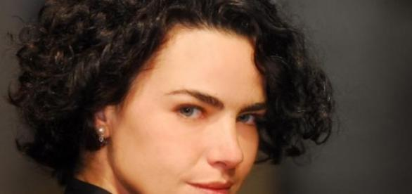 Actriz brasileira Ana Paula Arósio