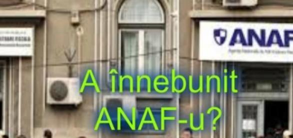 ANAF-ul te îţi goleşte buzunarele