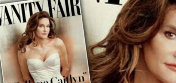 Caithlyn Jenner na capa da Vanity Fair