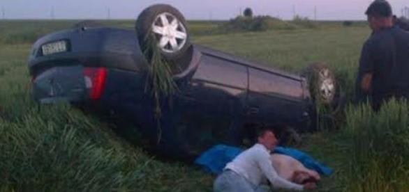 Doua accidente rutiere au avut loc in Constanta