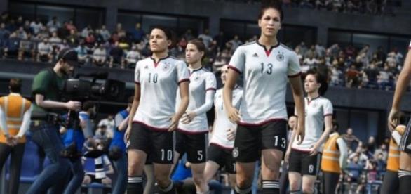 Imagen de una de las novedades de FIFA16