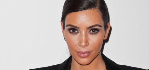 Kim Kardashian est enceinte