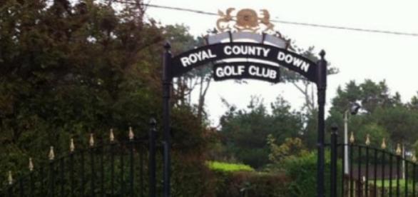 Kjeldsen was successful at Royal County Down