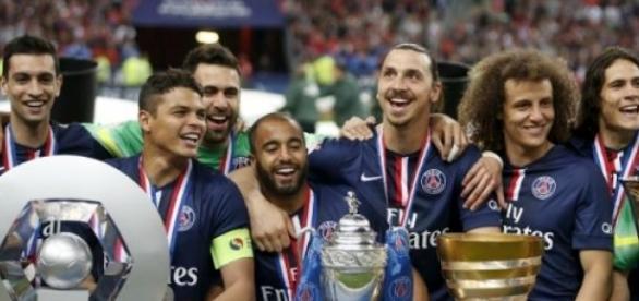 Le PSG signe un fabuleux quadruplé, nouveau record