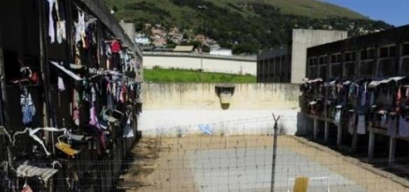 O Presídio Central é uma das piores prisões.