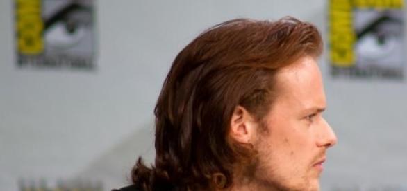 """Sam Heughan in """"Outlander"""" vergewaltigt?"""