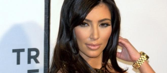 Kim Kardashian anunciou gravidez em reality show