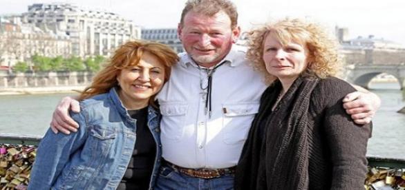 ADP : François et ses deux prétendantes