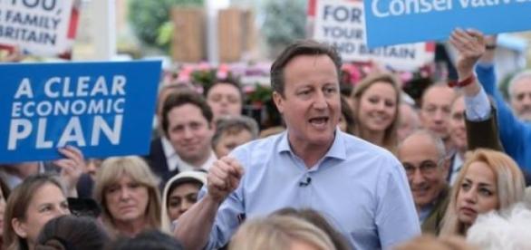 Cameron stawia Europie twarde warunki