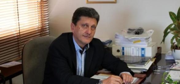 El director del centro de Las Palmas.