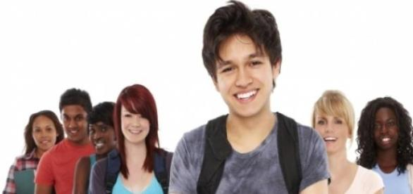 Jovens em busca de oportunidades