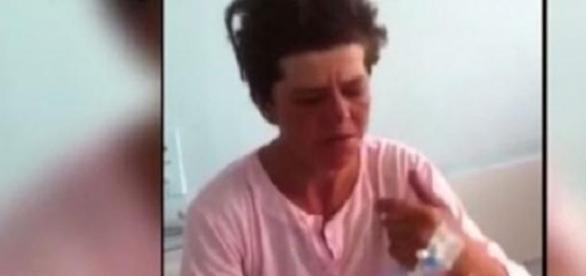 O femeie şi-a ucis copiii dându-le foc