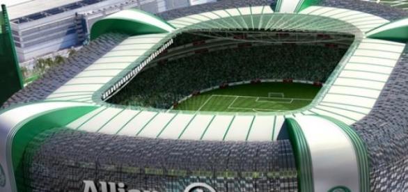Pode ser que este estádio estremeça em 2015