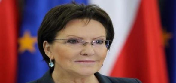 Premier Ewa Kopacz zapowiedziała zmiany w rządzie