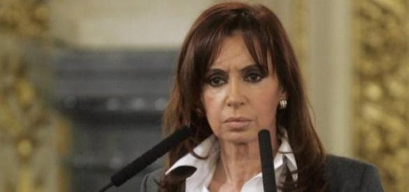 Presidente Cristina Fernández de Kirchner