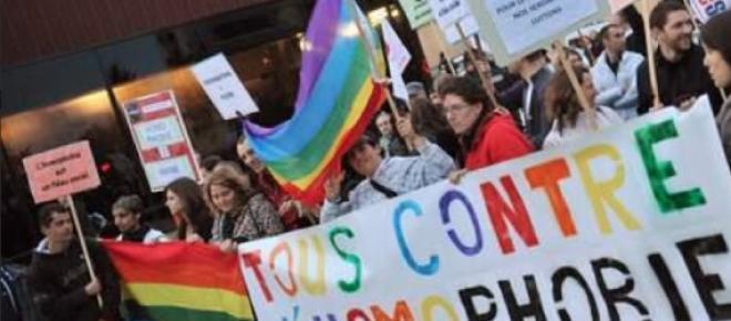 Manifestation LGBT ©Stop Homophobie