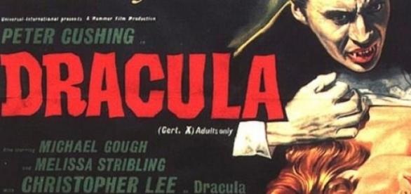 Christopher Lee was famous for playing Dracula