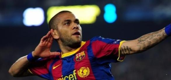 Dani Alves reste à Barcelone.