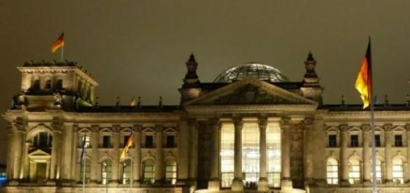 der Reichstag in Deutschland