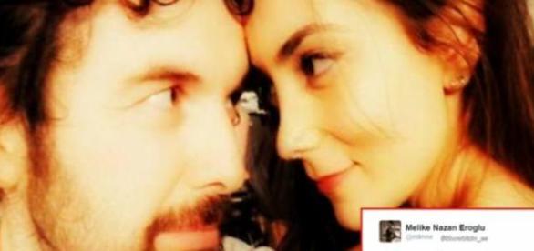 El tweet cariñoso que le envía la novia de Ergün
