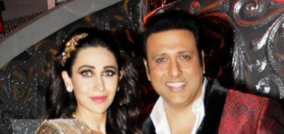 Govinda-Karishma Kapoor on DID SuperMoms