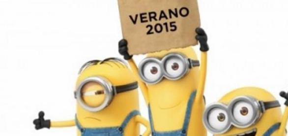 La película Los Minions se estrena en julio