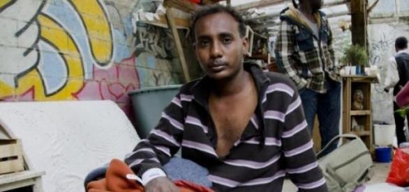 Les migrants vivent dans des conditions insalubres