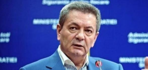 Ministrul transporturilor Ioan Rus