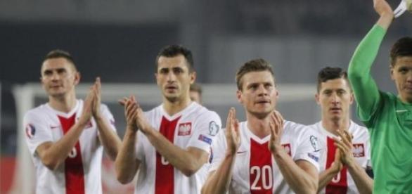Polacy po ostatnim zwycięstwie z Gruzją