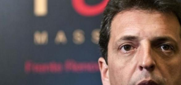 Sergio Massa reafirmó su candidatura a Presidente