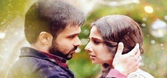 The sizzling chemistry of Emraan and Vidya