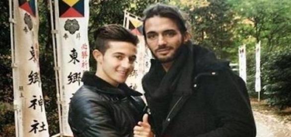 Thomas Vergara et Tarek Benattia.