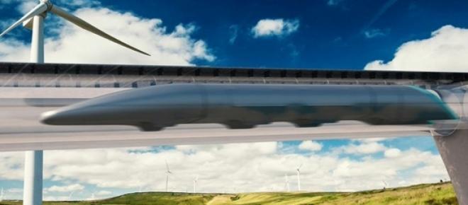 Rewolucja w transporcie? Hyperloop alternatywą dla samolotów?