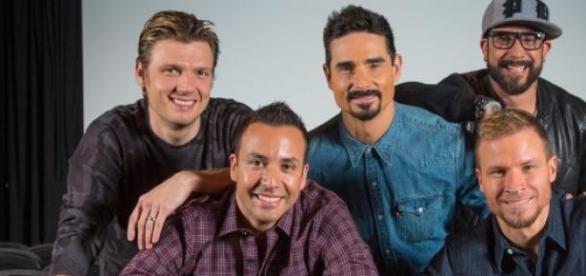 A formação inicial dos Backstreet Boys