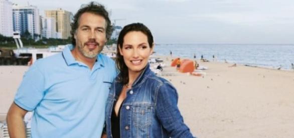 Estão a passar umas maravilhosas férias no Algarve