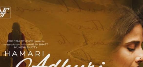 Hamari Adhuri Kahani - Vidya & Emran shine