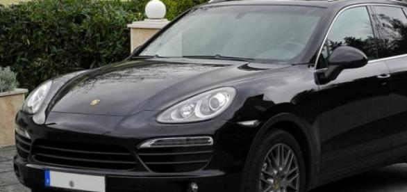 Mag Jeremy Clarkson den Porsche?